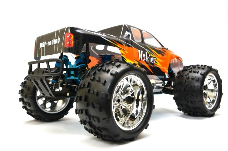 rc verbrenner monstertruck nokier 18cxp motor 1 8 2. Black Bedroom Furniture Sets. Home Design Ideas