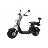 Coco Bike Fat E-Scooter mit Straßenzulassung bis zu 40 km/h schnell - ca. 35km Reichweite, 60V | 12AH Akku -Matt