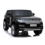 "Kinderfahrzeug - Elektro Auto ""Land Rover Range Rover"" - lizenziert - 2x 12V7AH, 4 Motoren- 2,4Ghz Fernsteuerung, MP3, Ledersitz+EVA"