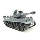 """RC Panzer """"German Tiger I"""" grau 1:20 mit Schuss und Sound-B1"""