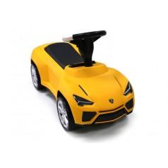 """Kinderauto - Rutscher - Auto """"Lamborghini Urus"""" lizenziert -  mit Ledersitz und Gummireifen- 2 Farben zur Auswahl"""