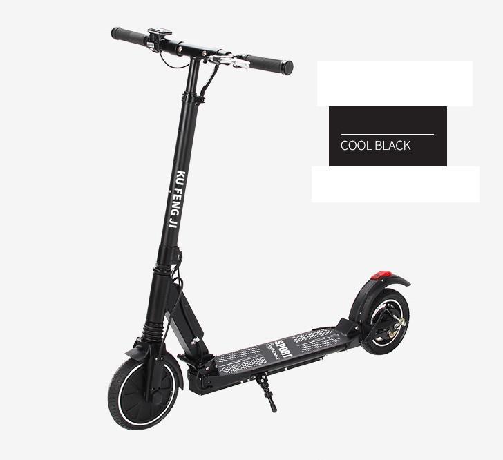 44et4843 e scooter bis zu 30 km h schnell mit 24km