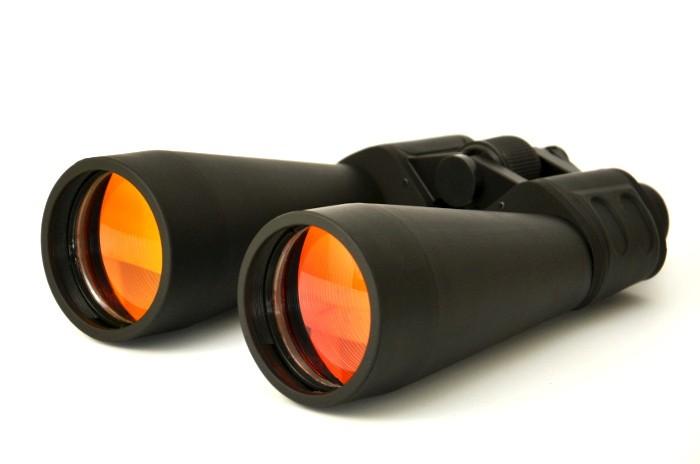 HUNTER  binoculars<br>(10x70)