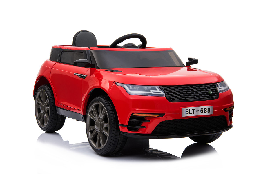 "44ET4824-Rot Kinderfahrzeug - Elektro Auto ""RR88 Concept"" - 12V7AH Akku,2 Motore"