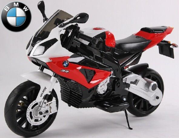 Kinderfahrzeug - Elektro Kindermotorrad - von BMW lizenziert
