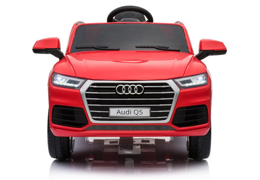 """44ET4819-Rot Kinderfahrzeug - Elektro Auto """"Audi Q5 S-Line"""" -das aktuellste Mode"""