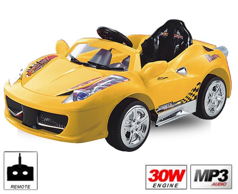Kinder Elektro<br> Auto MRT-CABRIO-1<br>30W/ 6V/ 7Ah/ RC/