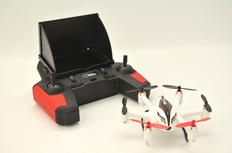 RC FPV Hexacopter - 2.4 Ghz UFO - 6 Achsen Gyro - mit Kamera