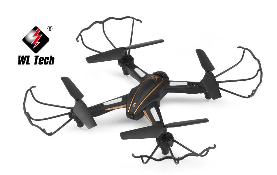 """44ET4804 RC FPV Quadrocopter """"Q616"""" 2.4 Ghz UFO - 6 Achsen Gyro - Headless Modus"""