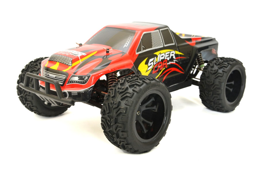 RC Elektro Monster Truck 1:10 mit 2,4Ghz , 45 km/h