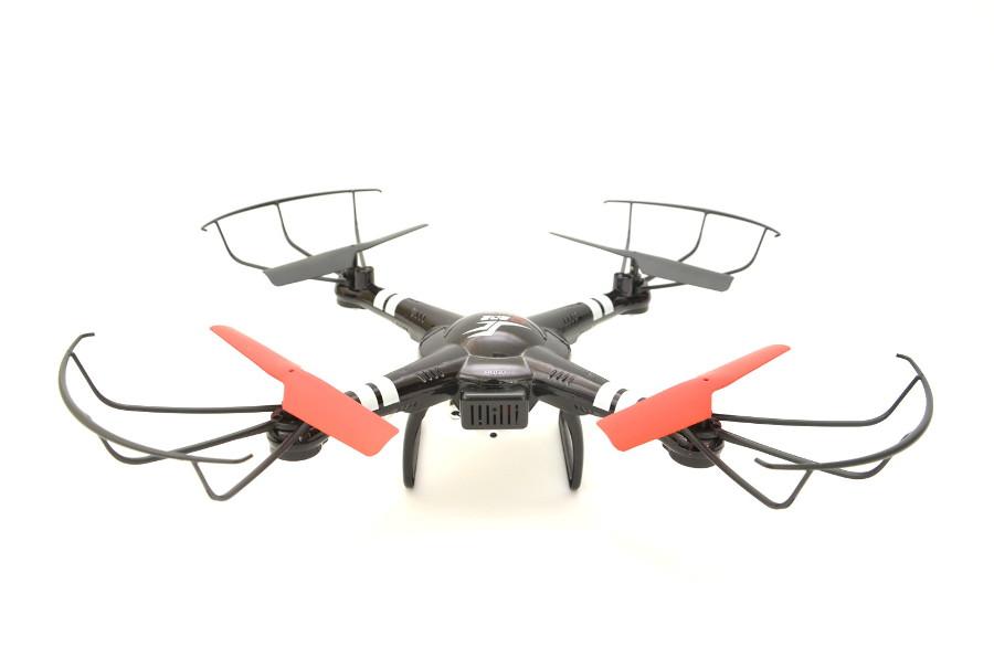 RC FPV Quadrocopter - 2.4 Ghz UFO - 6 Achsen Gyro - mit HD- Kamera