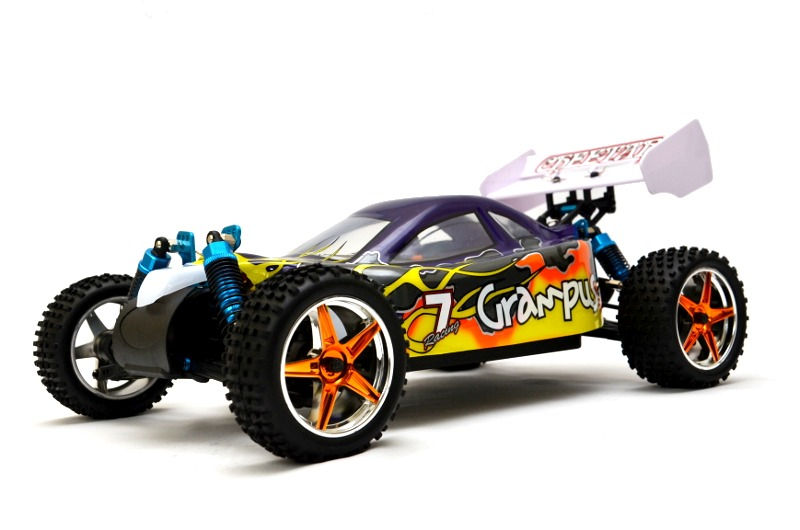 RC Buggy HSP