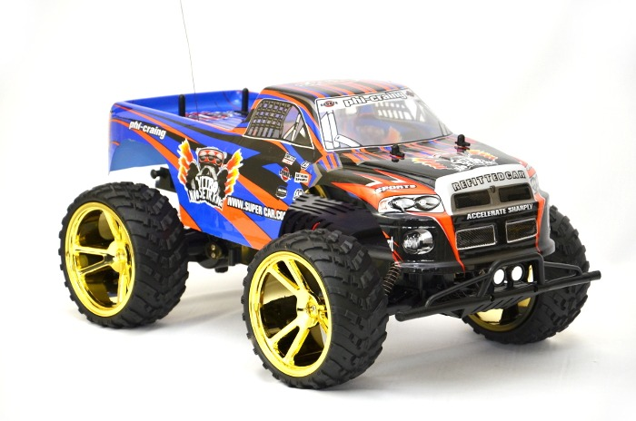 RC Auto Monster Truck 1:10