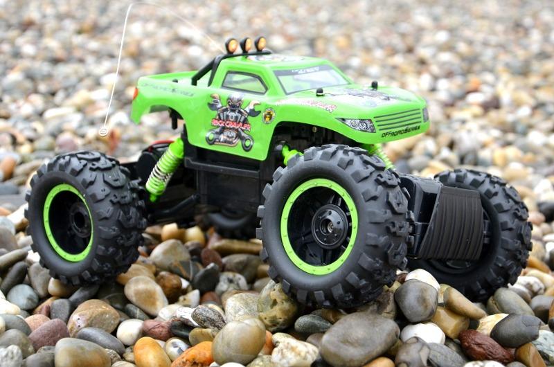 RC Rock Crawler von NQD 1:12 Monster Truck -Allradantrieb