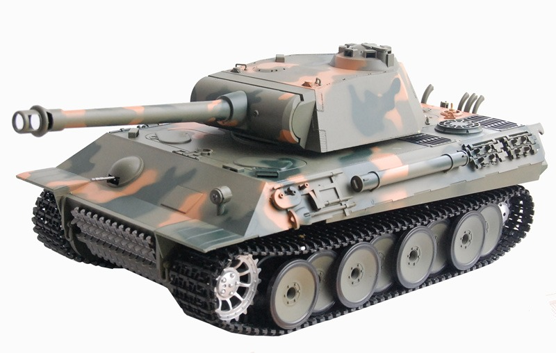 RC Panzer  German<br> Panther  1:16 Heng<br>Long -Rauch&S