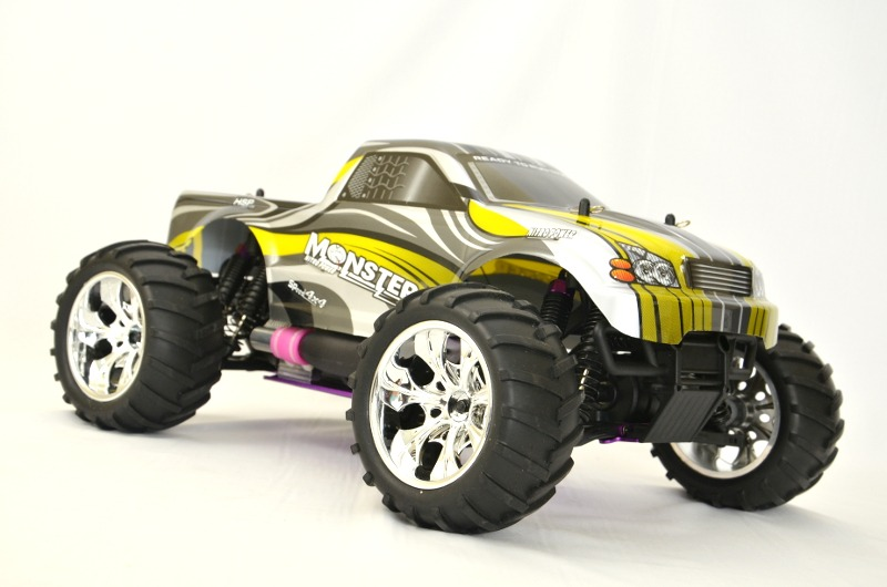 RC Verbrenner Monstertruck