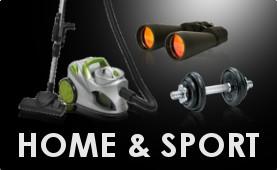 Haushalt, Sport, Gesundheit, Jagd